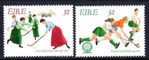 Ireland 929-930 Field Hockey MNH VF