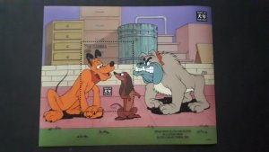 Disney - Gambia 1994. - Year of the Dog ** MNH Block/2