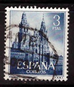 Spain Scott 800 Used Stamp