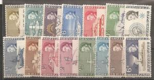 British Antarctic Territory SC 1-15 MNH
