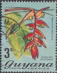 Guyana #135   Used