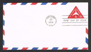 United States FDC Scott UC37