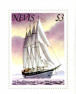 NEVIS 117 MNH  BIN $.50