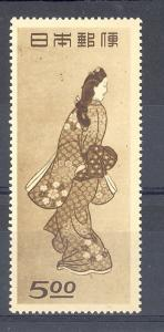 Japan #422  Mint VF NH