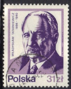 POLAND SC# 2567  *USED* 31z  1983    SEE SCAN