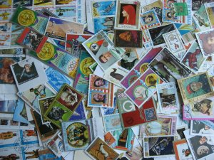 Trucial States etc mixture (duplicates,mixed cond) about 500 very topical stuff!