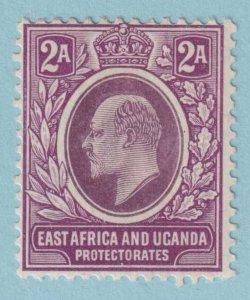 EAST AFRICA AND UGANDA 19 MINT HINGED OG * NO FAULTS EXTRA FINE!