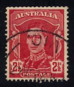 Australia #194 King George VI, used (0.30)