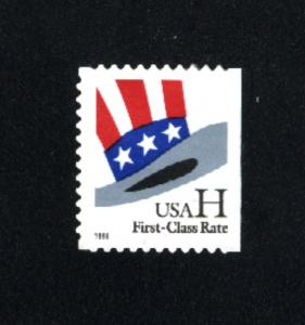 USA # 3267  4  used 1998 PD .08