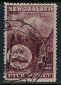 New Zealand #114  CV $15.00