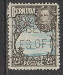 Bermuda #120A Used