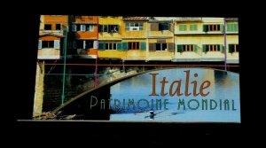 U.N. GENEVA #402, 2002, WORLD HERITAGE ITALY  MNH, PRESTIGE BOOKLET, LQQK!