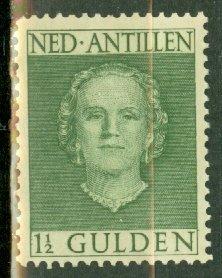 Netherlands Antilles 226 mint CV $40