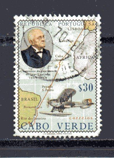 Cape Verde 362 used