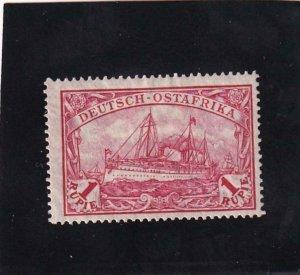 German: East Africa: Sc #39, MH (42211)