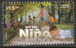 MEXICO 3098, CHILDREN'S DAY.. MINT, NH. F-VF.