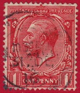 GB - 1912 - Scott #160 - used