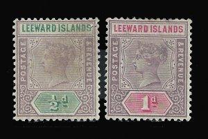 LEEWARD ISLANDS 20-21 MH