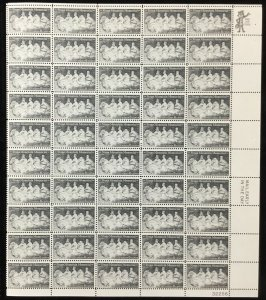 1408    Stone Mountain Memorial   MNH 6 Cent  Sheet of 50     Issued in 1970
