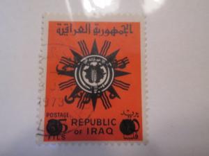 Iraq #RA16 used