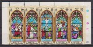 1972 Anguilla Scott 144a MNH