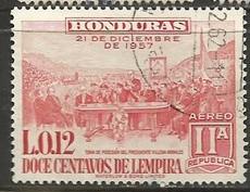 HONDURAS C306 VFU M1279-2