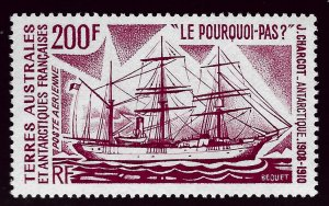 French Antarctic FSAT C38 MNH VF...Popular Country!