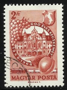 Hungary 1968 Scott# 1897 Used