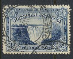 Southern  Rhodesia  SG 30 Used