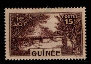 FRENCH GUINEA Scott 133 MH* stamp