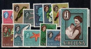St. Helena Scott 159-72 Mint hinged (Catalog Value $73.10)
