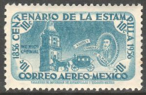 MEXICO C230, 10c Centenary of 1st postage stamps MINT, NEVER HINGED