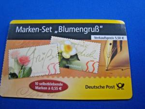 GERMANY MNH STAMPS - SCOTT #2294a Complete Booklet                   (brig)