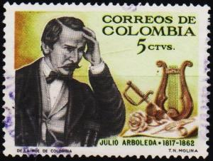 Colombia. 1966 5c S.G.1169 Fine Used