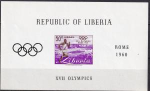 Liberia #C127   MNH CV $3.50 (A19171L)