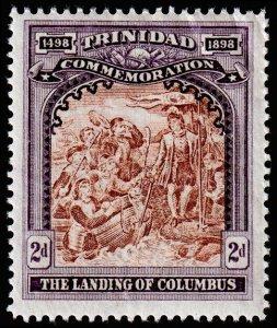 Trinidad Scott 91 (1898) Mint H F-VF, Cat. Value $3.25 M