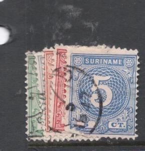 Suriname SC 71-21 VFU (1dmz)