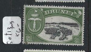 BRUNEI  (PP1005B)  $1  SG 111   MOG