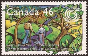 Canada - Scott# (010 - MNH single) 1785 (1999) VF Interna...