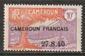 Cameroun 1940 Sc 278 Yt 204 MLH*