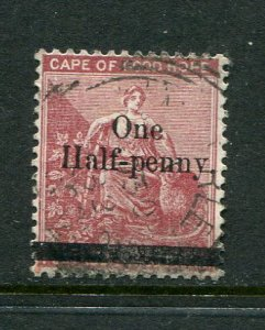 Cape Of Good Hope #40 Used (LOT#L)
