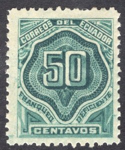 ECUADOR SCOTT J6