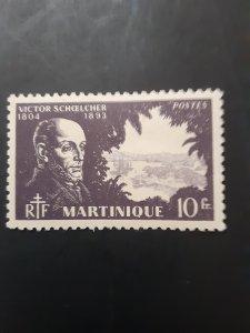 *Martinique #214                MH