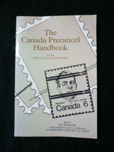 THE CANADA PRECANCEL HANDBOOK by HG WALBURN