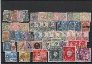 Netherlands Indies Stamps Ref 26108