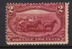 United States SC# 286 MNH AVG