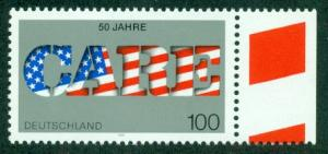 Germany #1912  Mint  VF  NH  Scott $1.00  CARE
