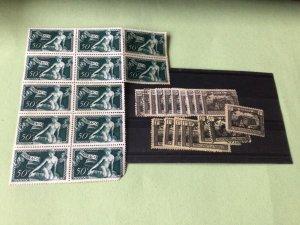 Monaco   vintage  stamps Ref 51844