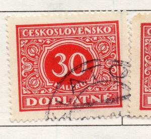 Czechoslovakia 1923-34 Early Issue Fine Used 30h. 271944