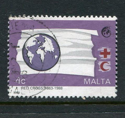 Malta #720 Used - Penny Auction